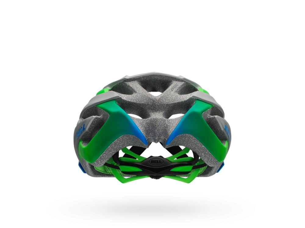 Bell: EVENT XC blue/kryptonite superficial Helm
