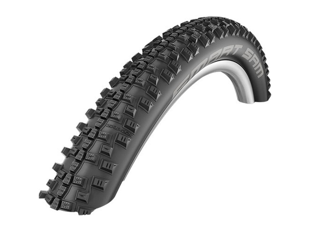 "Schwalbe Smart Sam HS476 (26x2.25"" / 57-559) Performance LiteSkin Addix Drahtreifen"