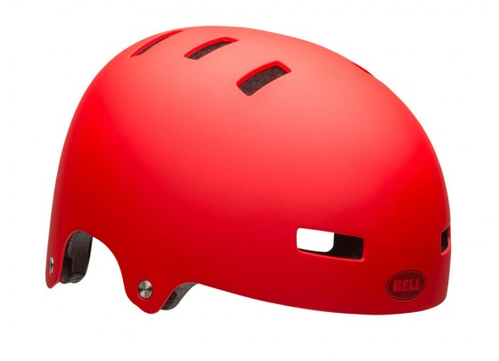 Bell Local Fahrradhelm (rot)