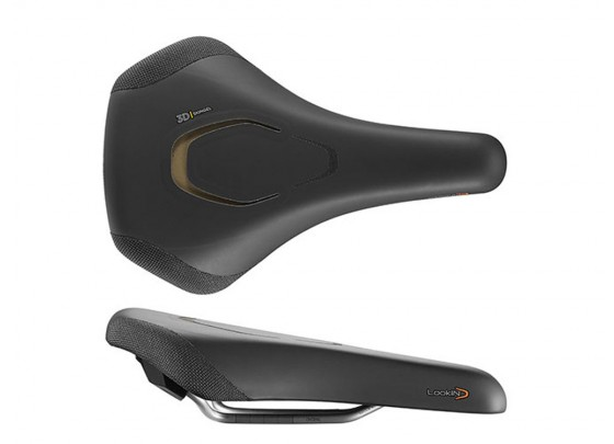 Selle Royal Look In Moderate Fahrradsattel 3D SkinGel Damen