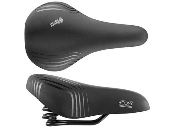 Selle Royal Roomy Moderate H Fahrradsattel Classic Herren