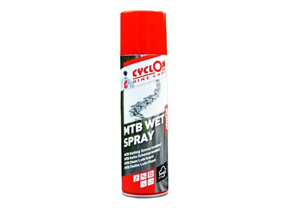 Cyclon MTB Wet Kettenschmiermittel Spraydose (250ml)