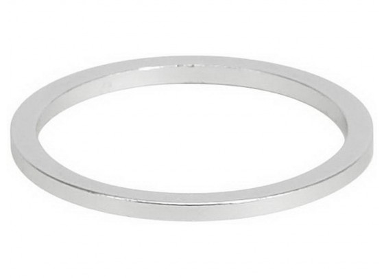 """Procraft: Spacer A-Head 1""""/ 2mm / Farbe: silber"""