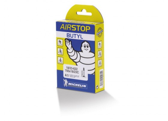 """Michelin: A4 Airstop 28""""/29"""" 48/62-622, SV 40 mm Schlauch"""