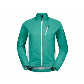 Vaude: Women's Spray Jacket IV lotus green Regenjacke