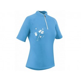 Vaude: Women Craggy Shirt skyline Radtrikot
