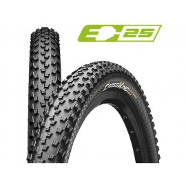 Pneu Pliable Continental Cross King 2.2-Ready (55-584 - noir)