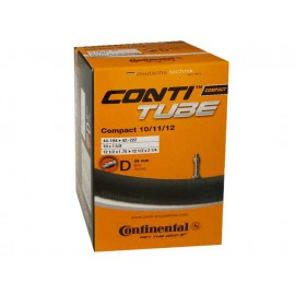 Continental Compact 10/11/12 Fahrradschlauch (44-62/194-222)