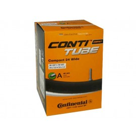 Continental Compact 24 wide Fahrradschlauch (50-57/507 A)