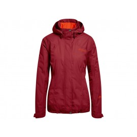 Maier Sports Metor Therm Radjacke Damen (rot)