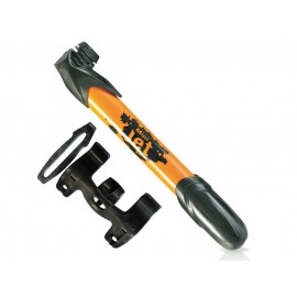 Zefal Mini Jet Minipumpe (orange)