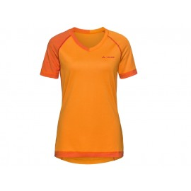Vaude Moab III Radtrikot Damen (orange)
