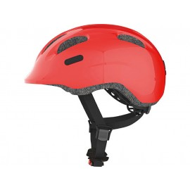 Abus Smiley 2.0 Sparkling Fahrradhelm (rot)