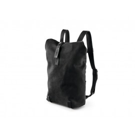 Brooks Pickwick Canvas Rucksack Small (schwarz)