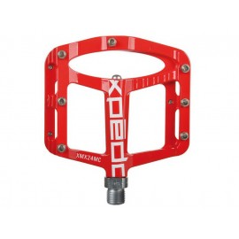 "Xpedo Pedal SPRY 9/16"" XMX24MC (Rot)"