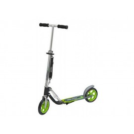 "Hudora City Scooter Big Wheel 8"" GS (205mm / Silber,Grün)"