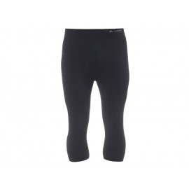 Vaude: Men's Seamless 3/4 Tights schwarz