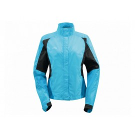 Vaude Steam Regenjacke Damen (blau)