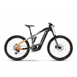 "Haibike FullSeven 10 (625 Wh) Fullsuspension E-Bike 27.5"" (schwarz / anthrazit / rot)"
