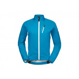 Vaude: Women's Spray Jacket IV spring blue Regenjacke