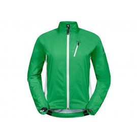 Vaude: Women's Spray Jacket IV grasshopper Regenjacke